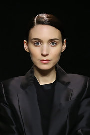 Rooney stuck to her signature sleek bun at the Variety Studio portraits session in Cannes.