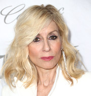 Judith Light rocked messy shoulder-length curls at the Variety and Women in Film pre-Emmy celebration.