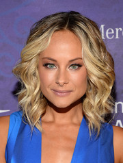 Alyshia Ochse topped off her look with beach-chic waves during the Variety and Women in Film Emmy nominee celebration.