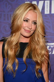 Cat Deeley was gorgeously coiffed with this long wavy 'do at the Variety and Women in Film Emmy nominee celebration.