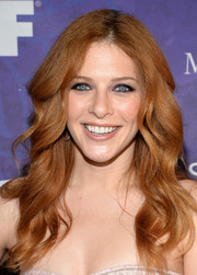 Rachelle Lefevre looked oh-so-pretty wearing her fiery tresses in perfectly sculpted waves during the Variety and Women in Film Emmy nominee celebration.