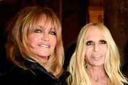 Donatella Versace Photo