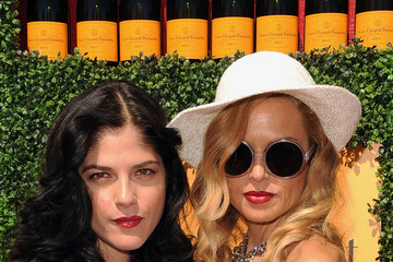 Rachel Zoe Selma Blair Veuve Clicquot Polo Classic Los Angeles - Red Carpet