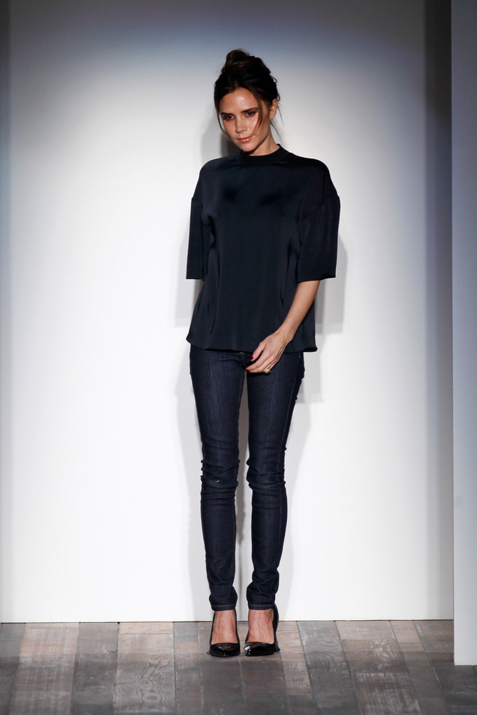 Victoria Beckham - Presentation - Fall 2013 Mercedes-Benz Fashion Week