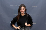 Victoria Justice Knee High Boots
