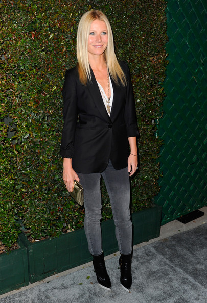 More Pics of Gwyneth Paltrow Blazer (1 of 11) - Blazer Lookbook - StyleBistro