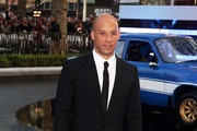 Vin Diesel Men's Suit