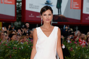 Virginie Ledoyen Evening Dress
