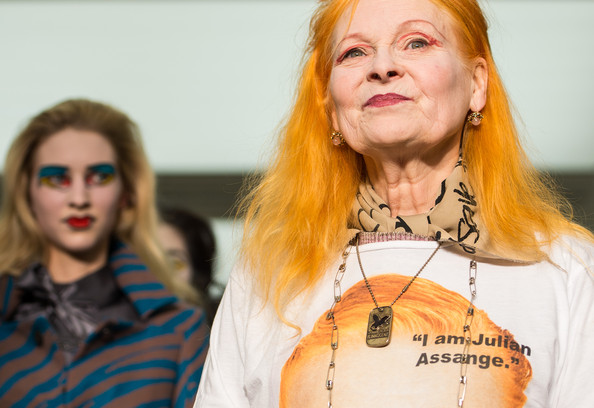 Vivienne Westwood Red Label - Runway - LFW F/W 2013