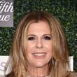 Hairstyles For Women With Fine Hair: Rita Wilson's Feathered Flip