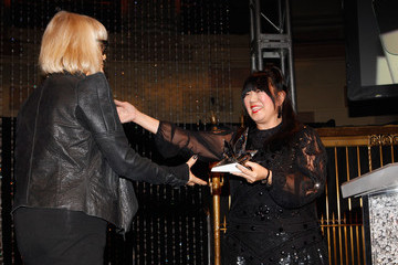 Anna Sui Barbara Hulanicki WGSN Global Fashion Awards