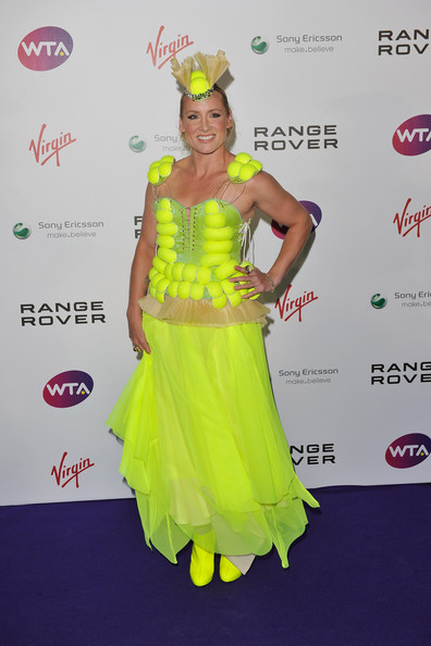 More Pics of Bethanie Mattek-Sands Corset Dress (4 of 7) - Bethanie Mattek-Sands Lookbook - StyleBistro