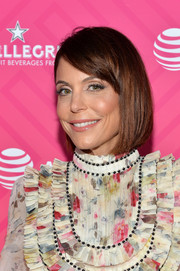 Bethenny Frankel kept it classic with this bob when she attended Us Weekly's Most Stylish New Yorkers 2016.