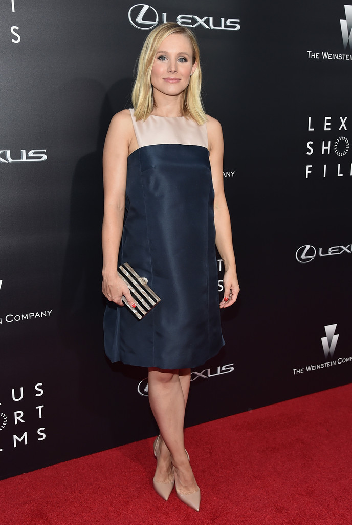 Red Carpet at the Lexus Short Films Event