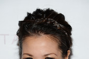 Wendy Nguyen Braided Updo