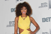 Wendy Raquel Robinson Cutout Dress