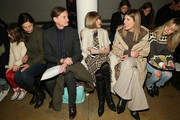 Anna Wintour and Hamish Bowles Photo