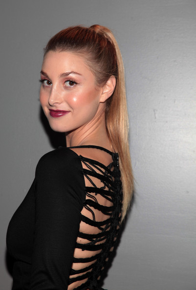 whitney port hair colour 2011. Whitney Port Hair Color 2010