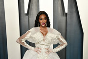 Winnie Harlow Evening Dress