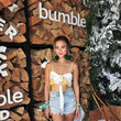 Jamie Chung at Winter Bumbleland