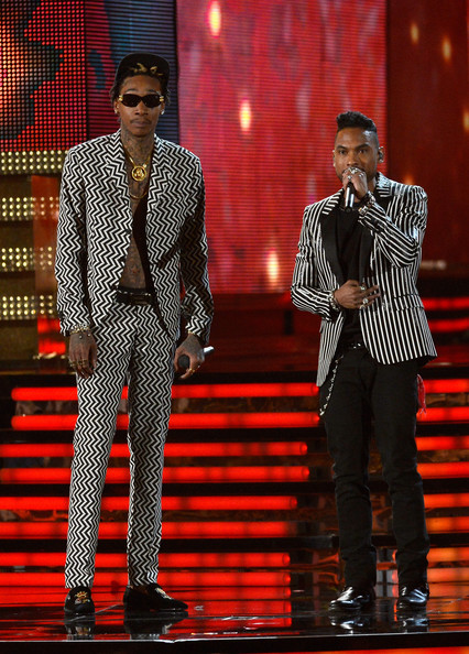 Wiz Khalifa Men's Suit
