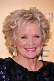 Christine Ebersole wore her hair short and tousled during the NYC premiere of 'The Wolf of Wall Street.'