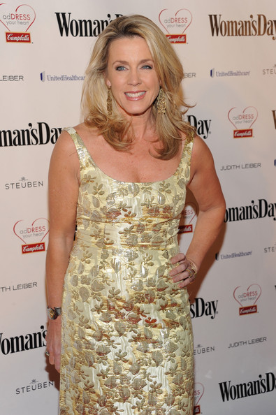 More Pics of Deborah Norville Gold Chandelier Earrings (1 of 3) - Deborah Norville Lookbook - StyleBistro