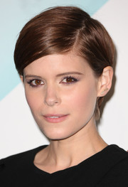 Kate Mara rocked a boyish 'do at the Crystal + Lucy Awards.