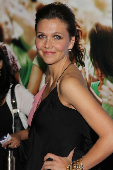 More Pics of Maggie Gyllenhaal Flat Sandals (5 of 15) - Flat Sandals Lookbook - StyleBistro