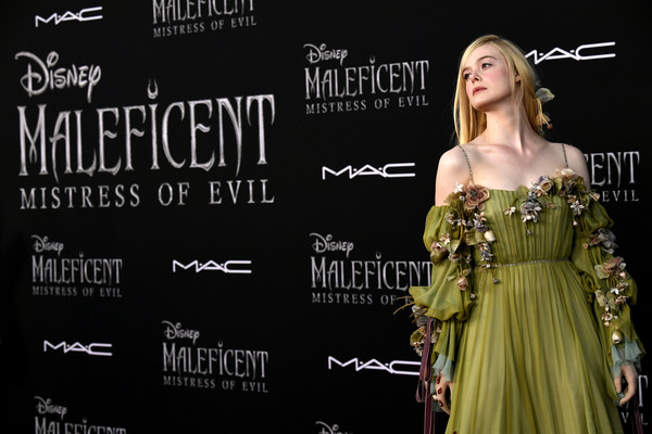 More Pics of Elle Fanning Princess Gown (1 of 25) - Elle Fanning Lookbook - StyleBistro [maleficent: mistress of evil,clothing,dress,fashion,fashion model,lady,fashion design,gown,premiere,formal wear,carpet,arrivals,elle fanning,\u0153maleficent,el capitan theatre,california,los angeles,world premiere of disney,red carpet,world premiere]
