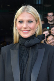 Gwyneth Paltrow stuck to her signature straight center-parted style at the world premiere of 'Avengers: Endgame.'