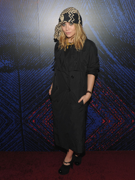 More Pics of Ashley Olsen Cutout Boots (5 of 10) - Ashley Olsen Lookbook - StyleBistro