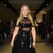 Iskra Lawrence at Yajun