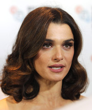 Rachel Weisz looked breathtaking with her vintage-glam curls at the BFI London Film Fest screening of 'Youth.'