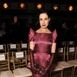 Dita Von Teese at Zac Posen