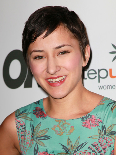 Zelda Williams Pixie [magazine,hair,face,hairstyle,facial expression,eyebrow,chin,smile,forehead,brown hair,lip,ciroc vodka,arrivals,zelda williams,the colony,california,hollywood,step up womens network women of music celebration,step up womens network women of music celebration]