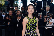 Zhang Ziyi Evening Dress