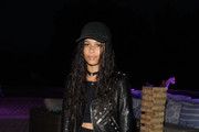 Zoe Kravitz Hosts Party at the REVOLVE Hamptons House Sponsored By DeLeon Tequila