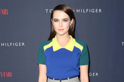 Zoey Deutch Mini Skirt