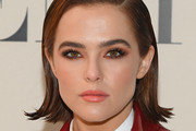 Zoey Deutch Pink Lipstick