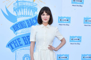 Zooey Deschanel Shirtdress
