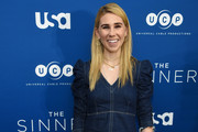 Zosia Mamet Denim Dress