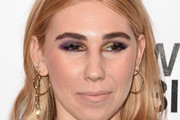 Zosia Mamet Medium Wavy Cut