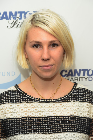 Zosia Mamet Bob [hair,face,blond,hairstyle,eyebrow,chin,shoulder,forehead,head,beauty,zosia mamet,new york city,cantor fitzgerald,bgc,office - inside,charity day,annual charity day]