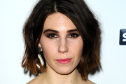 Zosia Mamet Smoky Eyes