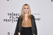 Zosia Mamet Wide Leg Pants