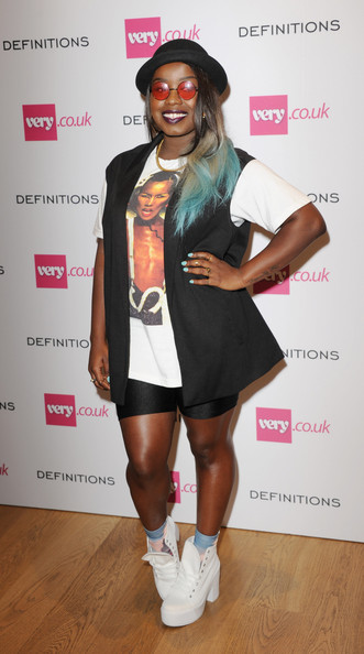 More Pics of Misha B Round Sunglasses (1 of 2) - Misha B Lookbook - StyleBistro