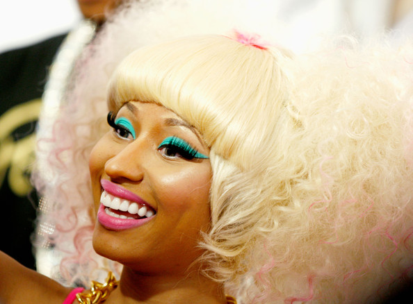 More Pics of Nicki Minaj Stage Makeup (3 of 18) - Nicki Minaj Lookbook - StyleBistro