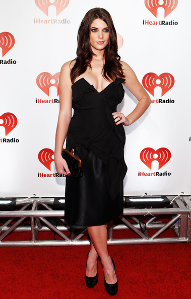 Ashley+Greene in iHeartRadio Music Festival - Day 2 - Press Room