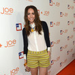 Louise Roe's Layered Button-Down